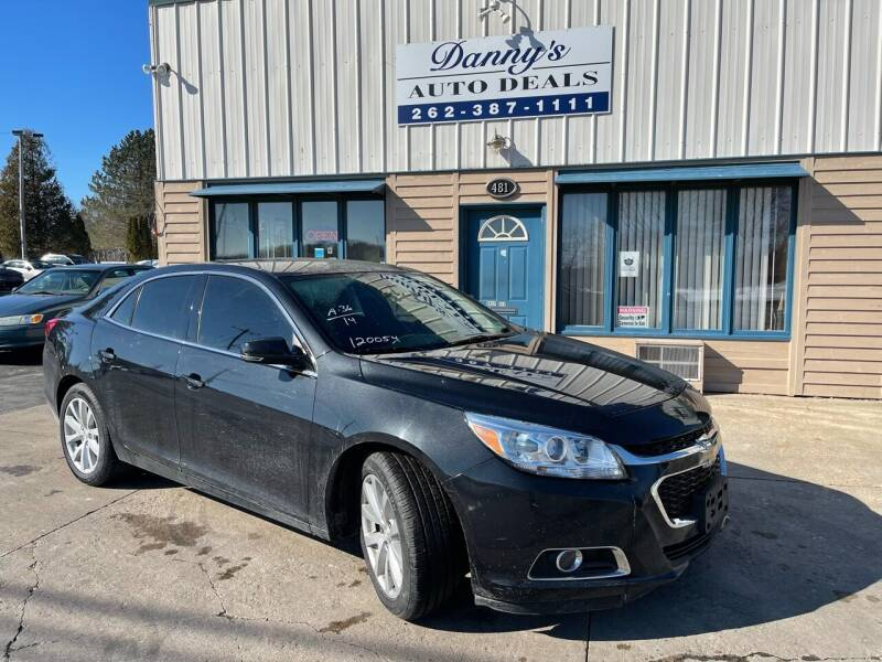 2014 Chevrolet Malibu for sale at Danny's Auto Deals in Grafton WI