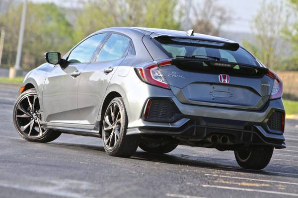 2017 Honda Civic for sale at MGM Motors LLC in De Soto KS
