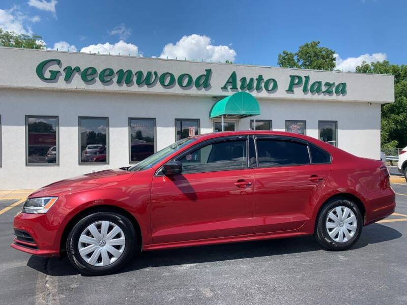 2016 Volkswagen Jetta for sale at Greenwood Auto Plaza in Greenwood MO