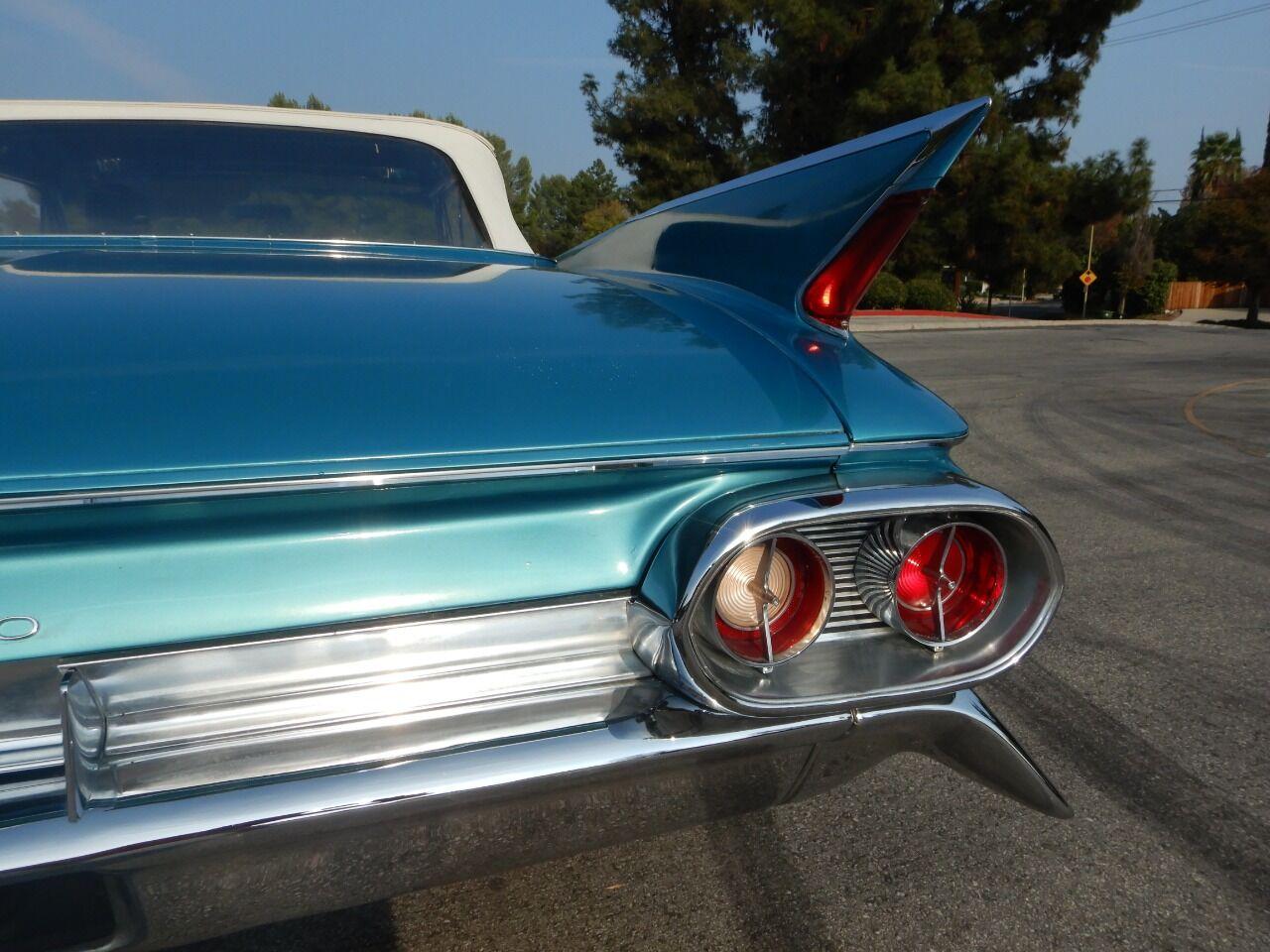 1961 Cadillac Eldorado Biarritz 23