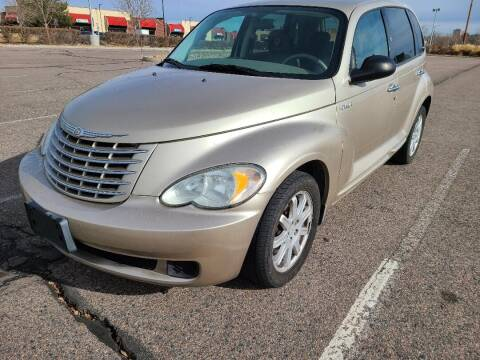 2006 Chrysler PT Cruiser for sale at The Car Guy in Glendale CO