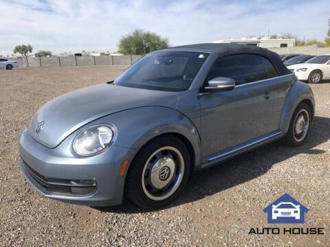 2016 Volkswagen Beetle Convertible for sale at Auto House Phoenix in Peoria AZ