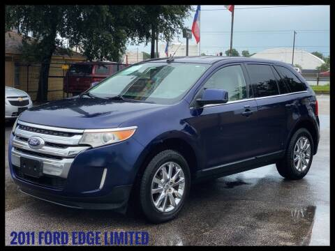 2011 Ford Edge for sale at ASTRO MOTORS in Houston TX