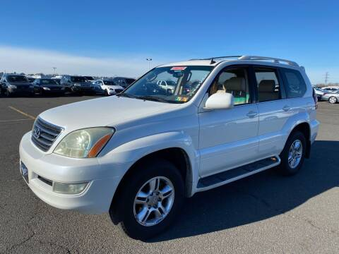 2004 Lexus GX 470 for sale at Bluesky Auto in Bound Brook NJ