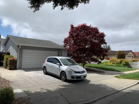 2007 Nissan Versa for sale at Blue Eagle Motors in Fremont CA