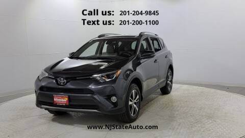 2018 Toyota RAV4 for sale at NJ State Auto Used Cars in Jersey City NJ