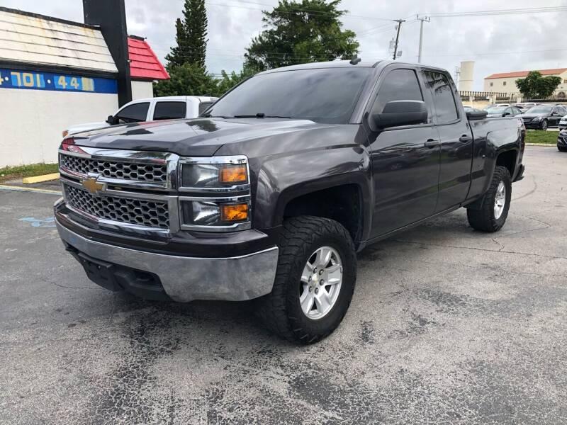 2014 Chevrolet Silverado 1500 for sale at Gtr Motors in Fort Lauderdale FL