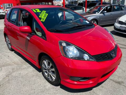 2012 Honda Fit for sale at North County Auto in Oceanside CA