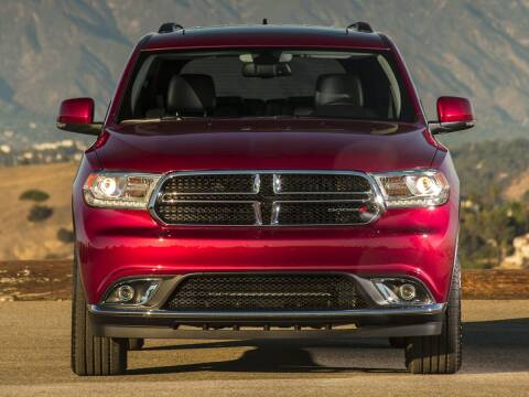 2017 Dodge Durango for sale at BARRYS Auto Group Inc in Newport RI