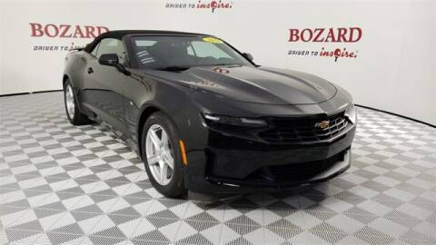 2020 Chevrolet Camaro for sale at BOZARD FORD in Saint Augustine FL