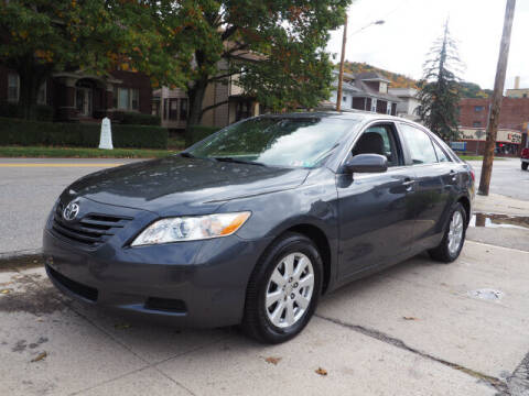 2008 Toyota Camry for sale at Advantage Auto Sales in Wheeling WV