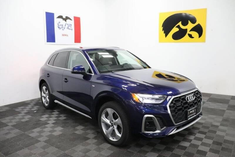 2022 Audi Q5 for sale in Iowa City, IA