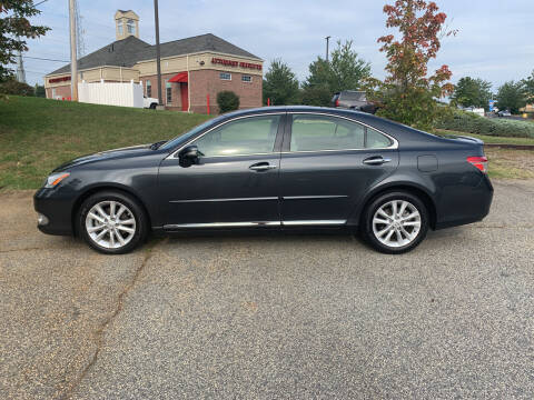 2011 Lexus ES 350 for sale at Bill Henderson Auto Group Inc in Statesville NC