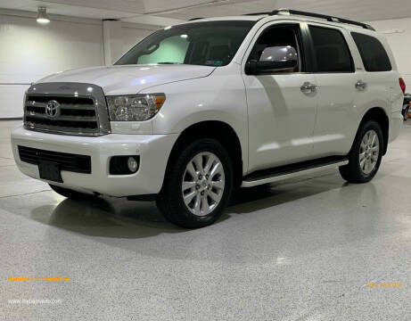 2011 Toyota Sequoia for sale at Hamilton Automotive in North Huntingdon PA