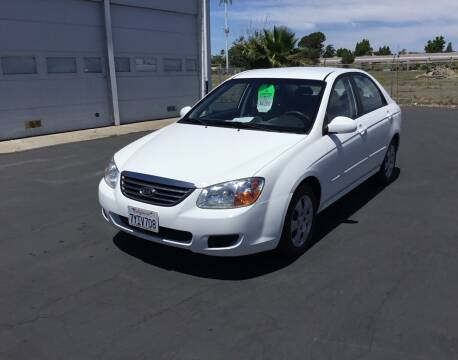 2008 Kia Spectra for sale at My Three Sons Auto Sales in Sacramento CA