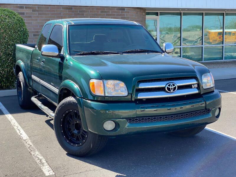 2003 Toyota Tundra for sale at AKOI Motors in Tempe AZ