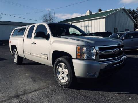 2011 Chevrolet Silverado 1500 for sale at Tip Top Auto North in Tipp City OH
