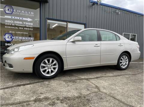 2004 Lexus ES 330 for sale at Chehalis Auto Center in Chehalis WA
