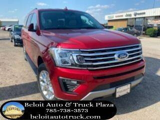 2021 Ford Expedition MAX for sale at BELOIT AUTO & TRUCK PLAZA INC in Beloit KS