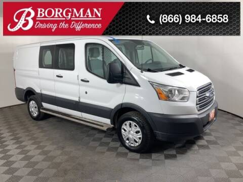 2015 Ford Transit Cargo for sale at BORGMAN OF HOLLAND LLC in Holland MI