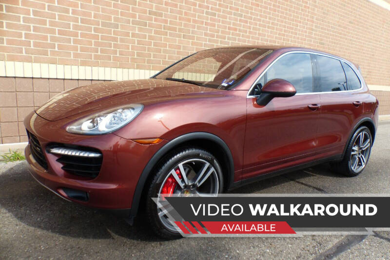 2012 Porsche Cayenne for sale at Macomb Automotive Group in New Haven MI