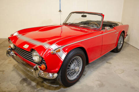 1968 Triumph TR250 for sale at Its Alive Automotive in Saint Louis MO