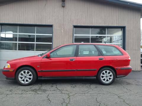 2000 Volvo V40 for sale at Westside Motors in Mount Vernon WA