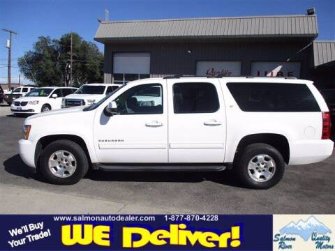 2011 Chevrolet Suburban for sale at QUALITY MOTORS in Salmon ID