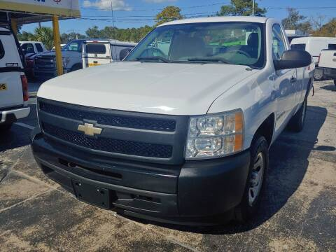 2010 Chevrolet Silverado 1500 for sale at Autos by Tom in Largo FL