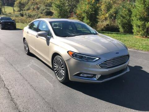 2017 Ford Fusion for sale at Hawkins Chevrolet in Danville PA