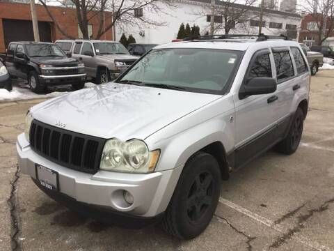 2005 Jeep Grand Cherokee for sale at Steve's Auto Sales in Madison WI