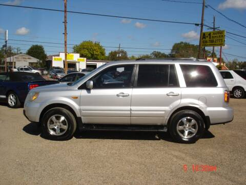 2006 Honda Pilot for sale at A-1 Auto Sales in Conroe TX