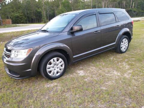 2014 Dodge Journey for sale at J & J Auto of St Tammany in Slidell LA