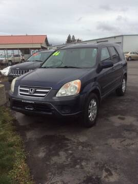 2006 Honda CR-V for sale at Atlas Automotive Sales in Hayden ID