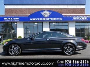 2014 Mercedes-Benz CL-Class for sale at Highline Group Motorsports in Lowell MA