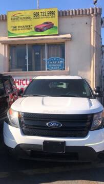 2013 Ford Explorer for sale at Budget Auto Deal and More Services Inc in Worcester MA