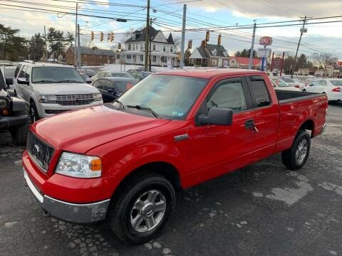 2005 Ford F-150 for sale at Masic Motors, Inc. in Harrisburg PA