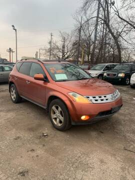 2005 Nissan Murano for sale at Big Bills in Milwaukee WI