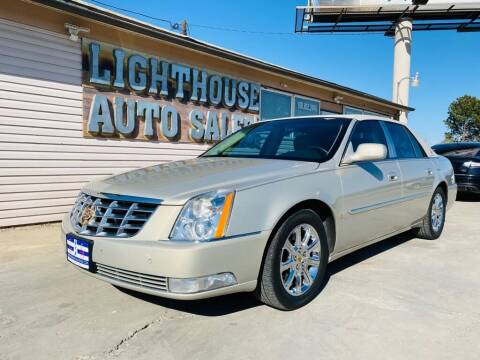 2009 Cadillac DTS for sale at Lighthouse Auto Sales LLC in Grand Junction CO