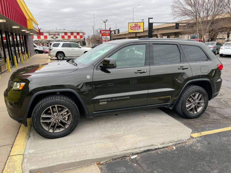2016 Jeep Grand Cherokee for sale at Affordable Mobility Solutions, LLC - Standard Vehicles in Wichita KS