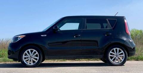 2019 Kia Soul for sale at Palmer Auto Sales in Rosenberg TX