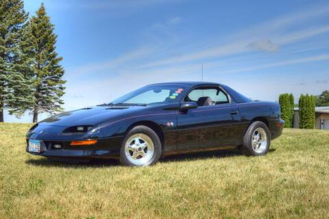 1994 Chevrolet Camaro for sale at Hooked On Classics in Watertown MN