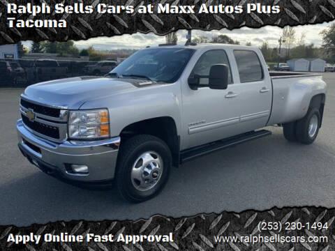2014 Chevrolet Silverado 3500HD for sale at Ralph Sells Cars at Maxx Autos Plus Tacoma in Tacoma WA