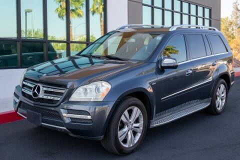 2010 Mercedes-Benz GL-Class for sale at REVEURO in Las Vegas NV
