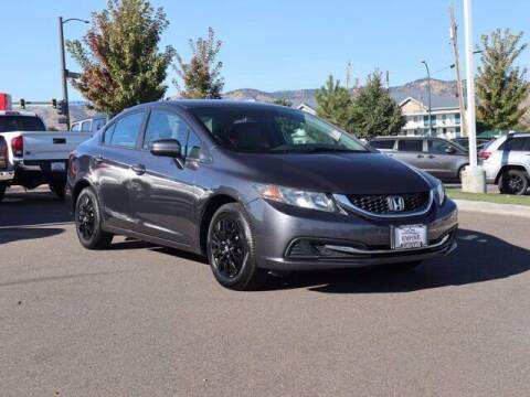 2015 Honda Civic for sale at EMPIRE LAKEWOOD NISSAN in Lakewood CO