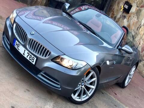 2012 BMW Z4 for sale at Atlanta Prestige Motors in Decatur GA