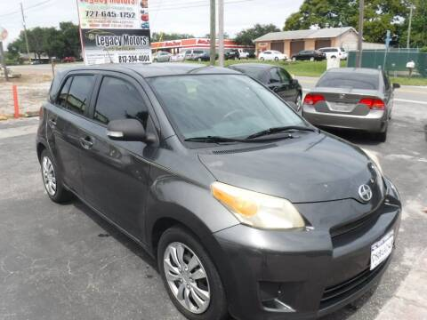 2008 Scion xD for sale at LEGACY MOTORS INC in New Port Richey FL
