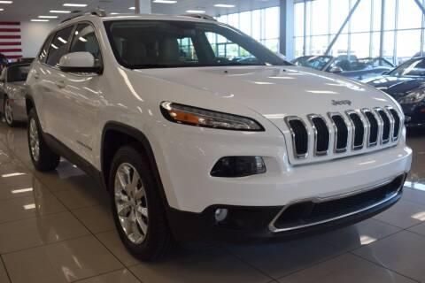 2016 Jeep Cherokee for sale at Legend Auto in Sacramento CA