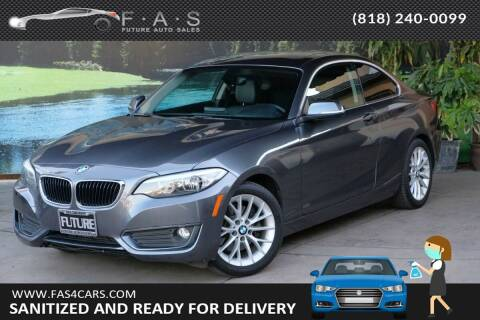 2014 BMW 2 Series for sale at Best Car Buy in Glendale CA
