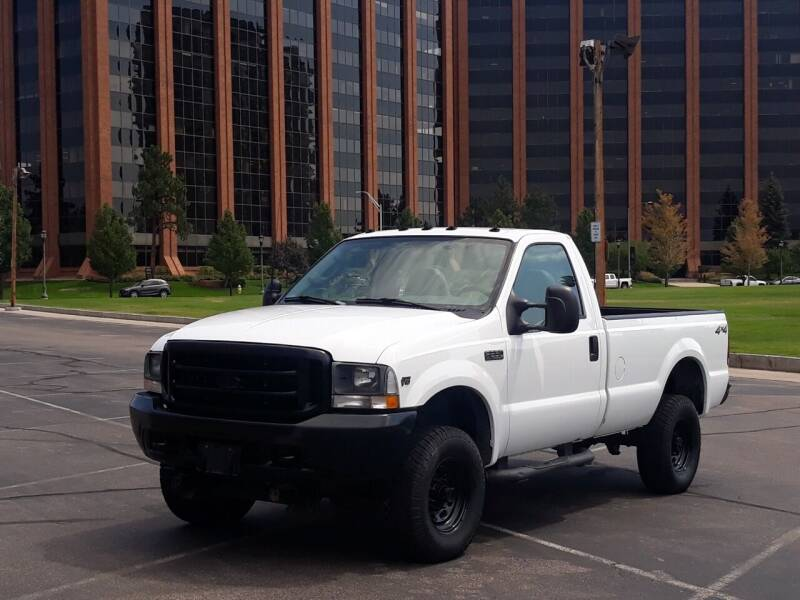 2003 Ford F-350 Super Duty for sale at Pammi Motors in Glendale CO
